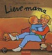 Peuterlijn - Lieve mama kartonboekje