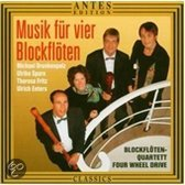 Musik Fur Vier Blockfloten