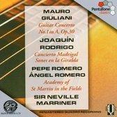 Guitar Concerto 1/Concierto Madrigal