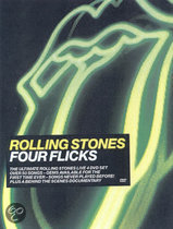 Rolling Stones - 4 Flicks (4DVD)