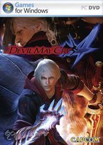 Devil May Cry 4  (DVD-Rom) - Windows