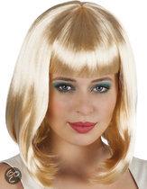Pruik Jenny - Blond