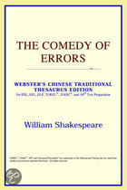 The Comedy Of Errors (Webster'S Chinese-