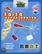 Nemo 10X10 Experimenten