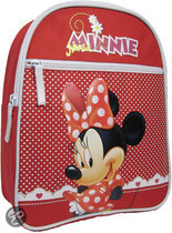Minnie Mouse Rugzak - Schooltas - Retro Stippen