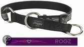 Rogz For Dogs Beach Bum Choker Paars Chrome 20 mmx40-60 cm
