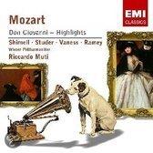 R/ Wiener Philharmoniker Muti - Encore Mozart Don Giovanni