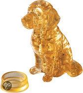 Crystal 3D Puzzel - Golden Retriever