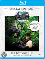 Jules Verne - The Lost Gorillas (Blu-ray + Dvd Combopack)
