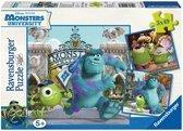 Ravensburger Puzzel - Disney Monsters University