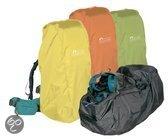Active Leisure Regenhoes/flightbag voor backpack - tot 55 liter - Geel