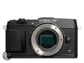 Olympus E-P5 Body - systeemcamera - Zwart