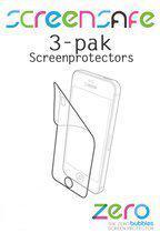 3-pak screenprotector Samsung Galaxy Mini 2