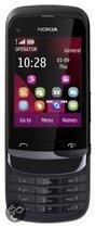Nokia C2-02 - Zwart