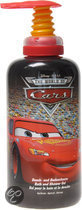 Cars 2 in 1 bad- en fles - 1000 ml - Douchegel