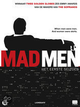 Mad men seizoen 01