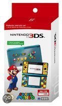 Hori Mario Bescherming + Skinset 3DS