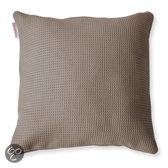 Cottonbaby sierkussen - Bruin - 40x40 cm
