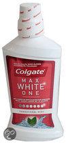 Colgate Max White One - 500 ml - Mondwater
