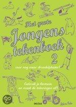 Het grote jongens tekenboek 2