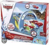 Cars World Grand Prix Splash Speedway - Badspeelset