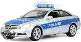 Jamara Politie Mercedes Coupe - RC Auto