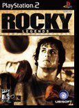 Ubisoft Rocky Legends, PS2
