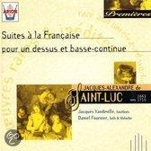Saint-Luc: Suites a la Francaise / Vandeville, Fournier