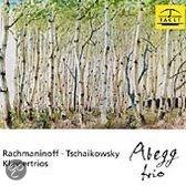 Rachmaninov, Tchaikowsky: Piano Tri
