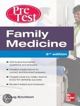 Family Medicine PreTest Self-Assessment And Review, Third Edition