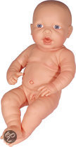 Bayer Pop Newborn Baby Licht - Jongen - 42 cm