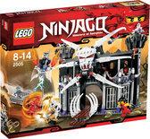 LEGO NINJAGO Spinner Duistere Fort Garmadon - 2505