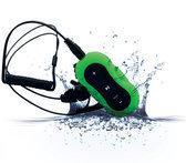 Difrnce MPW710 - MP3 speler - 4 GB - Groen