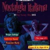 Nostalgia Italiana 1963