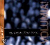 1992-1996 De Beginjaren live