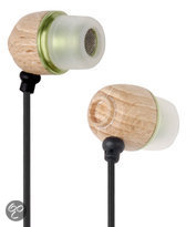 G-Cube Eco-Friendly Organic In-ear oordopjes - Groen