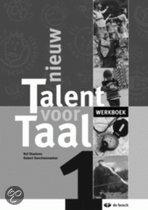 Nieuw talent voor taal 1 - werkboek