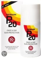 P20 Sunfilter SPF 50 - 200 ml - Zonnebrand spray