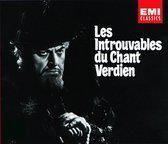 Les Introuvables du Chant Verdien