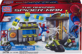 Mega Bloks The Amazing Spider-Man Sewer Lab Ambush