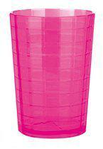 Zak!Designs Disco Drinkbeker - 33 cl - Assorti - Set van 6 stuks