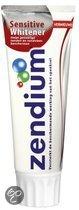 Zendium Sensitive Whitener- 75 ml - Tandpasta