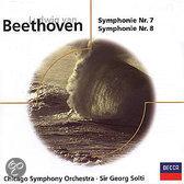 Symphonien No. 7 & 8