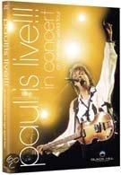 Paul McCartney - Live in Concert