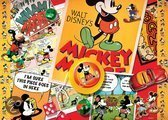 Mickey Mouse Retro Montage