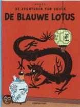 De avonturen van Kuifje en de blauwe lotus