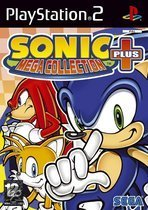 Sonic Mega Collection Plus Playstation 2
