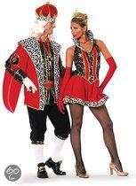 Leve Koning Willem Alexander luxe kostuum Maat 50