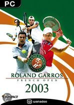 Roland Garros 2003 - Windows