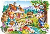 Little Red Riding Hood puzzel 20 maxi stukjes